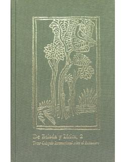 De Balada y Lírica, 2. Tercer Coloquio Internacional del Romancero.