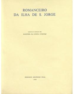 Romanceiro da Ilha de S. Jorge.