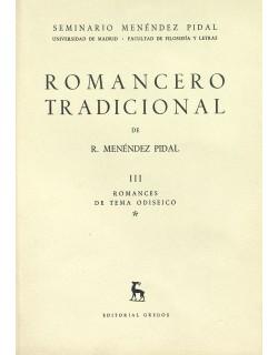 III. Romances de tema odiseico, I.