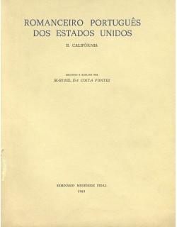 Romanceiro Português dos Estados Unidos. II: Califórnia.