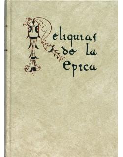 Reliquias de la poesía épica española. Acompañadas de epopeya y romancero, I.