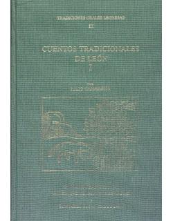 """Cuentos tradicionales de León. I. """"Tradiciones orales leonesas III"""