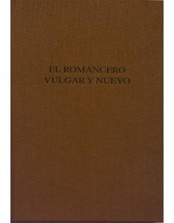 El Romancero vulgar y nuevo (Catálogo-índice)